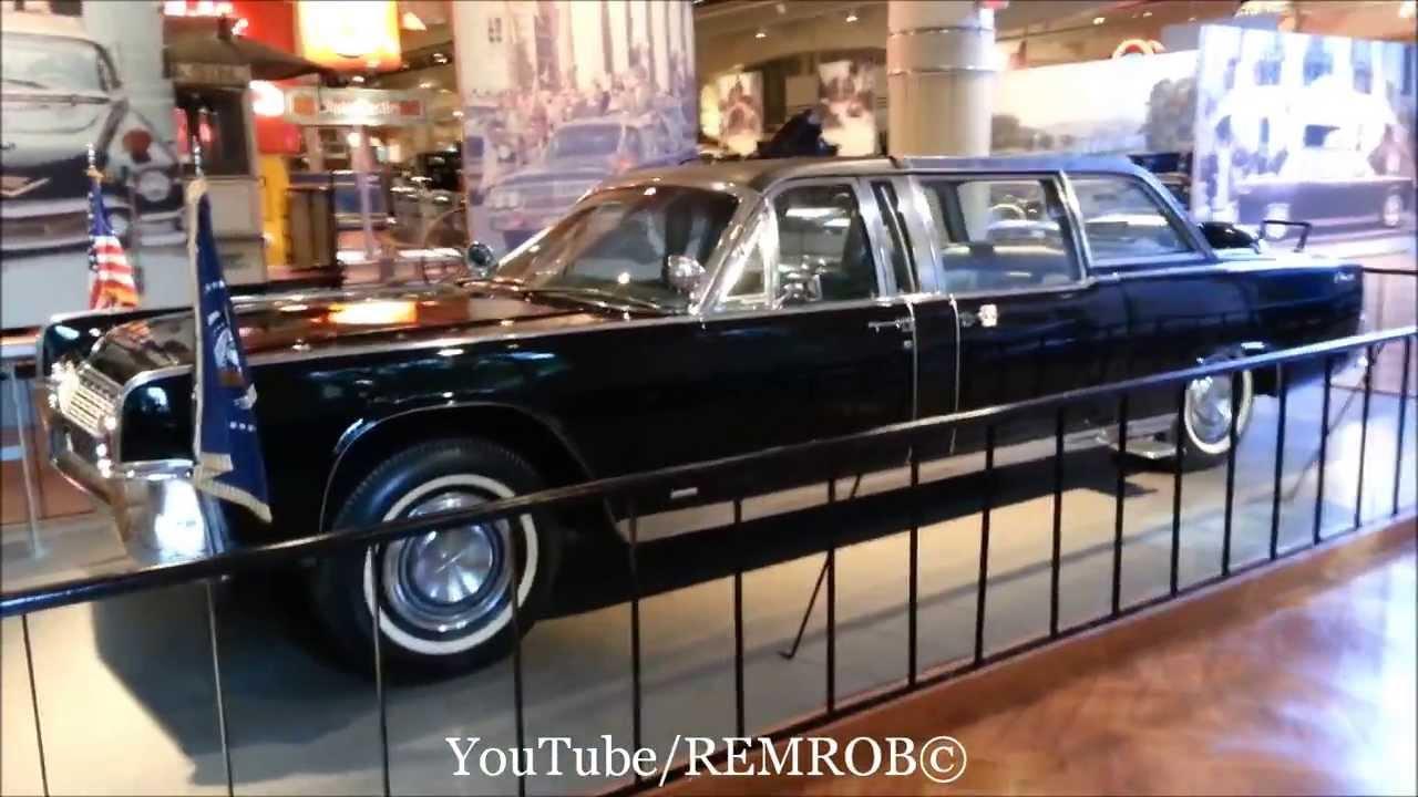 President Kennedy Assasination Car Youtube