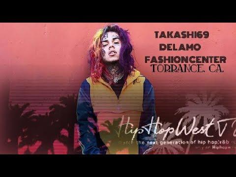 Tekashi 6ix9ine goes shopping ALL STAR...