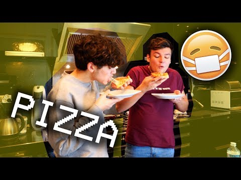 PIZZA!!!😍 (COOKING WITH SULI w/Anthonin)