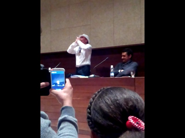 Aullido del 'niño lobo' Marcos Rodríguez