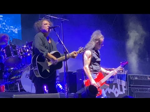 The Cure – Just Like Heaven - Live - ACL Fest – Zilker Park - Austin TX - 10-5-19