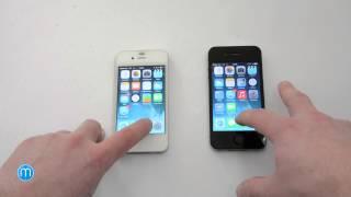 iOS 7.1 na iPhone 4