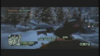 Battlefield BC 2 Fun Tactics- AT Mines