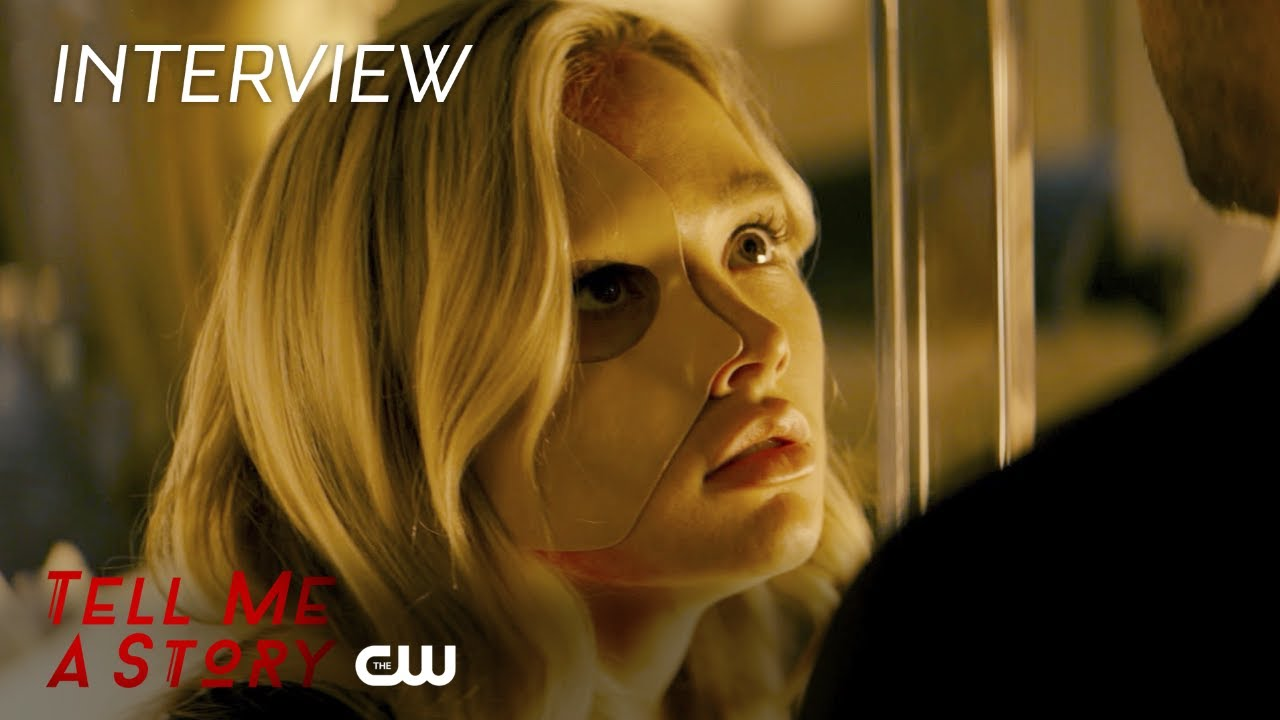 Download Tell Me A Story   Season 2   What To Expect   The CW