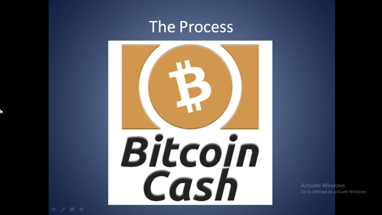 How To Claim Your Bitcoin Cash With Electrum