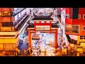 4K  2019 Walking Tour Of The Entire Temple Street Night Market         Famous Place In Hong Kong