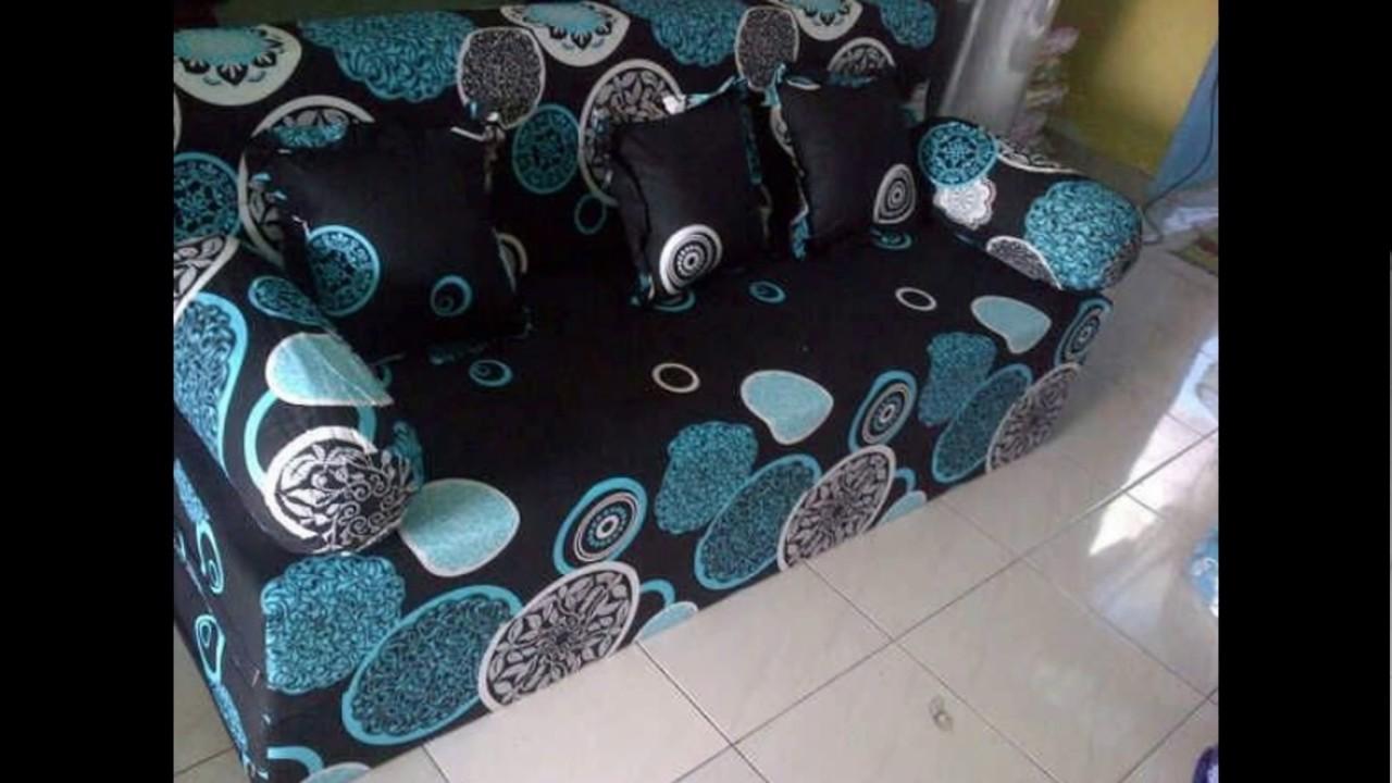 Sofa Bed Inoac Harga 2017 Beige Leather Sofas Uk Sofabed Karakter - 0877-7717-2247 Youtube