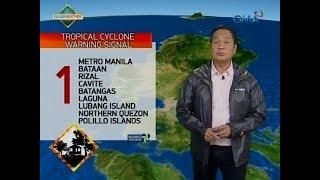 Bagyong Ompong, patuloy na kumikilos papalayo sa kalupaan ng Luzon