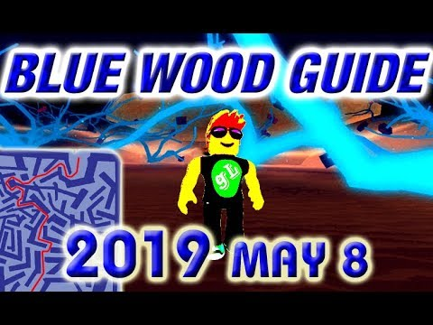 Lumber Tycoon 2 - BLUE WOOD - 2019 May 8