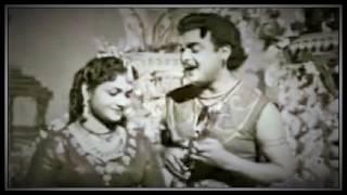 Thesulavuthe … Singers, Ghantasala & P Susheela …  Film, Manalane Mangayin Bhagyam (1957)