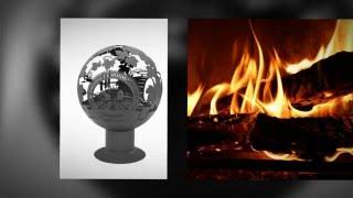 Эксклюзивная костровая чаша Тоскана | Exclusive Fire Pit Toscana(, 2016-04-29T15:30:26.000Z)