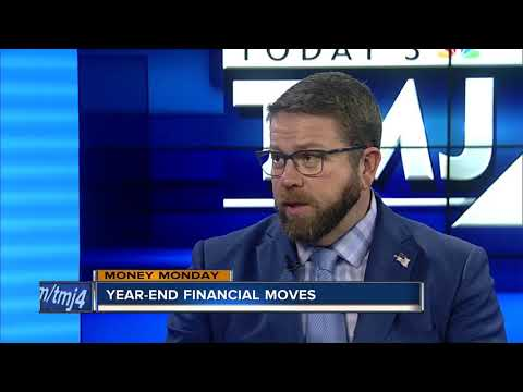 Money Monday: Year-end Financial Moves