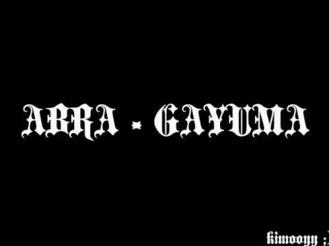 Abra - Gayuma (Official Audio) ft. Thyro and Jeriko