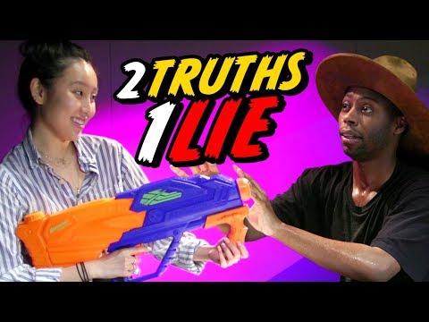 OLIVIA UNFRIENDS KEITH - 2 TRUTHS 1 LIE