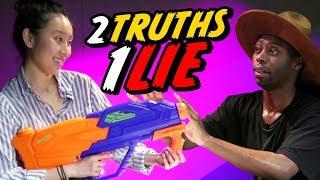 OLIVIA UNFRIENDS KEITH - 2 TRUTHS, 1 LIE