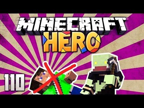 Minecraft HERO #110 - RACHE FÜR GOMME - FÜR STADT ROT! Mit Dner | Ungespielt