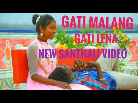 Gate Malang Gate Lena..# New Santhali Hd Video Song!! Anand & Punam