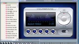 Radio Tuner Software