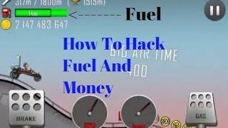 Hill Climb Racing Hack, Unlimited Money And Fuel / Nieskończone Pieniądze I Paliwo