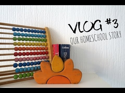 VLOG #3 - Homeschooling Chat