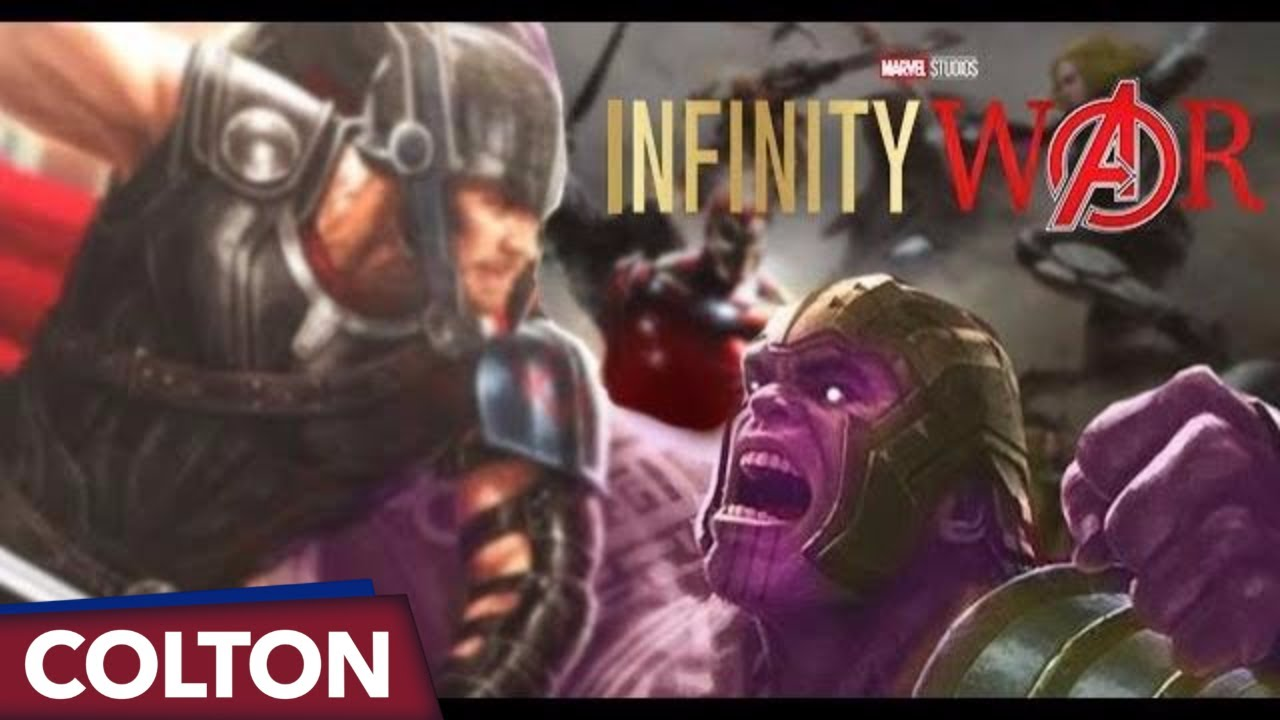 Avengers Infinity War Opening Battle