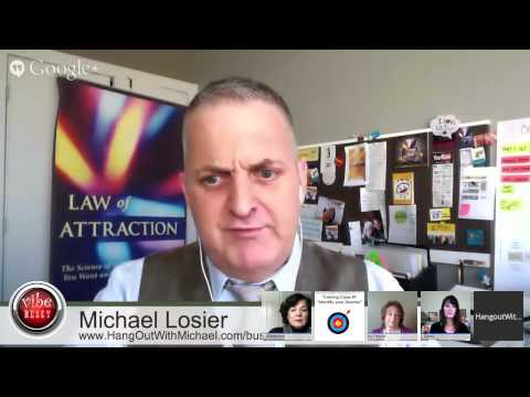 Law of Attraction for Business Presentation