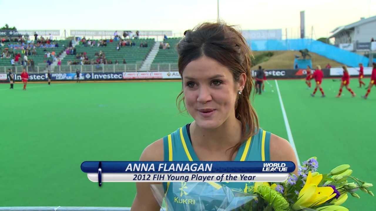 Anna Flanagan - AthletesTalk