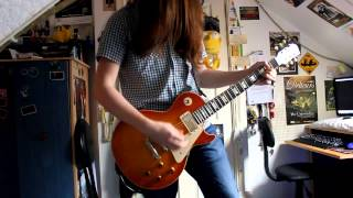 The Darkness - With A Woman - Cover