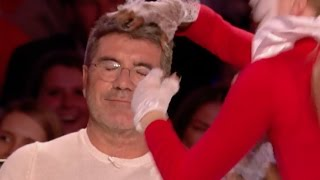 Judges Completely Lost Their Minds Because of Clowns | Week 5 | Britain's Got Talent 2017