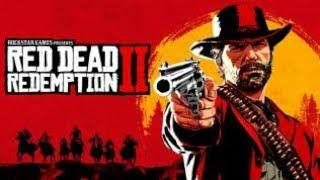 Стрим по Red dead redemption 2 #16 Эпилог Джон Марстон