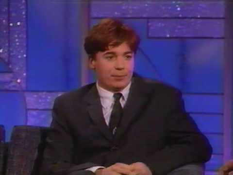 Arsenio Hall Show   Mike Myers  Interveiw 'So I Married An Axe Murderer'  Movie  Sept 13 1993