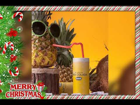 Wishing you a Merry Christmas and a Happy Hangover Free New Year from TWISST Non-Alcoholic Mocktails