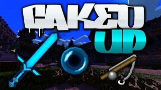 CakedUP Minecraft PvP Texture Pack - Textured Blocks, Custom Swords, Low Fire + FREE Download