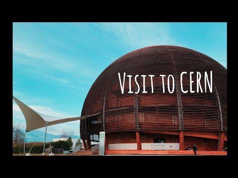Visit to Cern Geneva