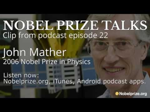 """I think ... we will find signs of life on Mars."" John Mather, 2006 Nobel Prize in Physics"