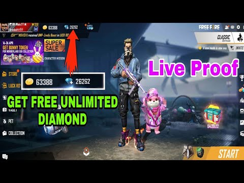How To Get Free Diamond In Free Fire No App No Paytm Get Free Diamond Without Paytm In Free Fire Youtube