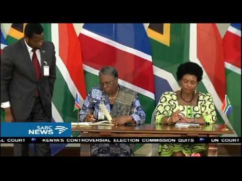 Increasing cross-border trade between SA and Namibia key for economic growth