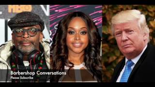 New Coon!Chrisette Michele fires back at Black People 4 performin 4Donald Trump Inauguration