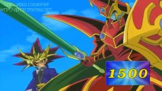 Yu Gi Oh! Duel Monsters Yami Overkills Weevil (English dubbed)