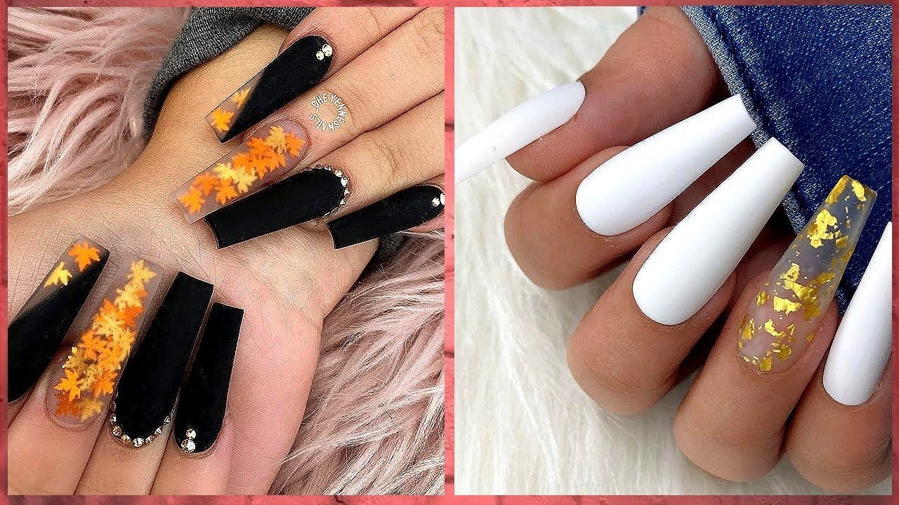 Awesome Acrylic Nail Designs ✨The Best Acrylic Nail Art Designs Compilation