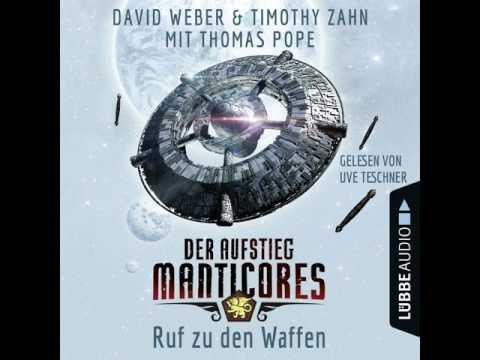 Ruf zu den Waffen (Der Aufstieg Manticores 2) YouTube Hörbuch Trailer auf Deutsch