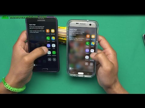 How to Convert Galaxy Note 3 into Galaxy S7 Edge! [DarkWolf ROM]