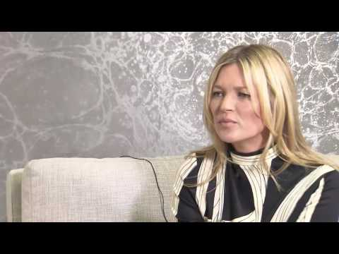 Supermodel Kate Moss on night cream, her long career and advice for her daughter