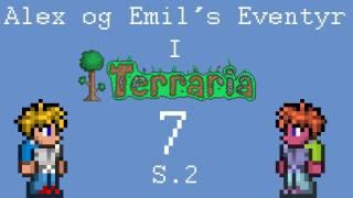 Alex og Emil's Eventyr i Terraria -S.2 Ep. 7