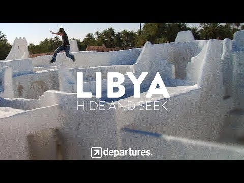 DEPARTURES | S1 E2 | LIBYA | Hide and Seek