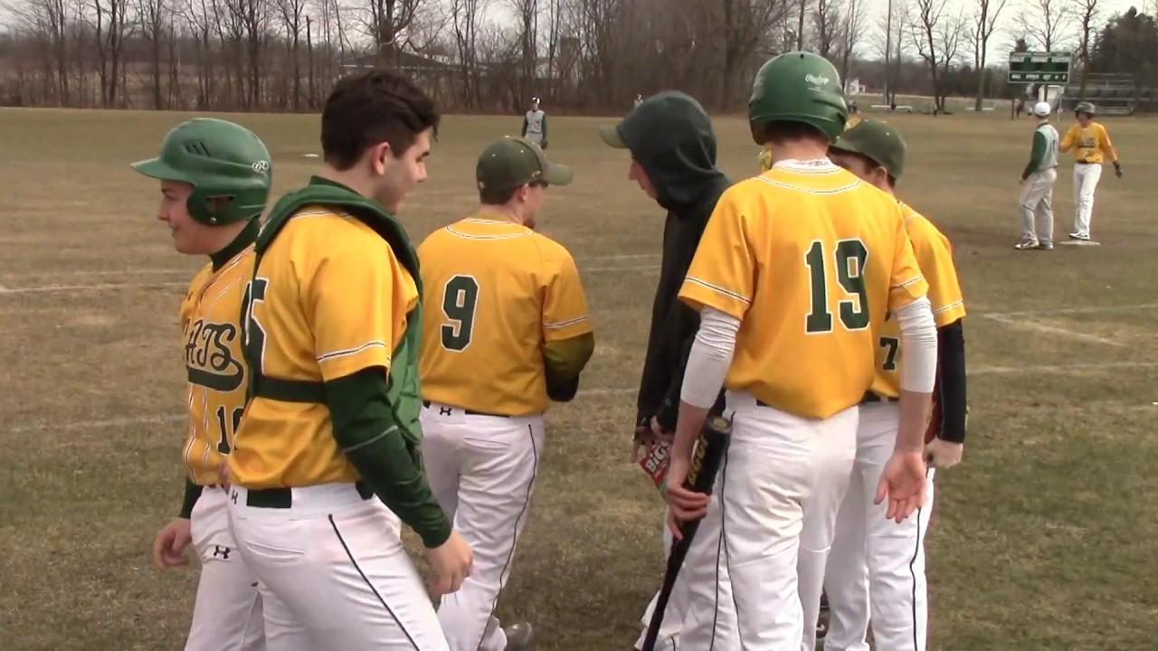 NAC - Chazy Baseball  4-11-18
