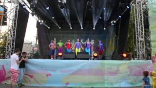 ANY DANCE/ФИЗКУЛЬТУРА/CONGA/ДЕНЬ МОЛОДЕЖИ 2015/БОЛГРАД/27 06 15