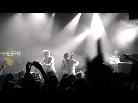 WHOMADEWHO - Satisfaction (Benny Benassi Cover) - Live @ Le Trabendo, Paris - October, 4th 2012