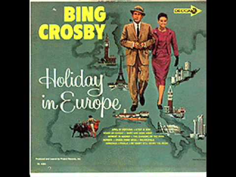 Bing Crosby - April In Portugal