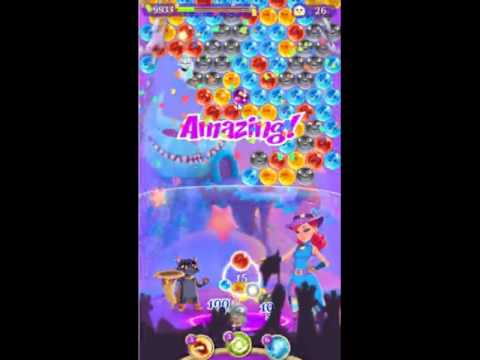 Bubble Witch Saga 3 Level 143 - NO BOOSTERS 🐈